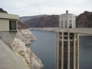 Hoover Dam and the bathtub ring