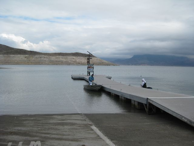 Lake Mead, December 2011