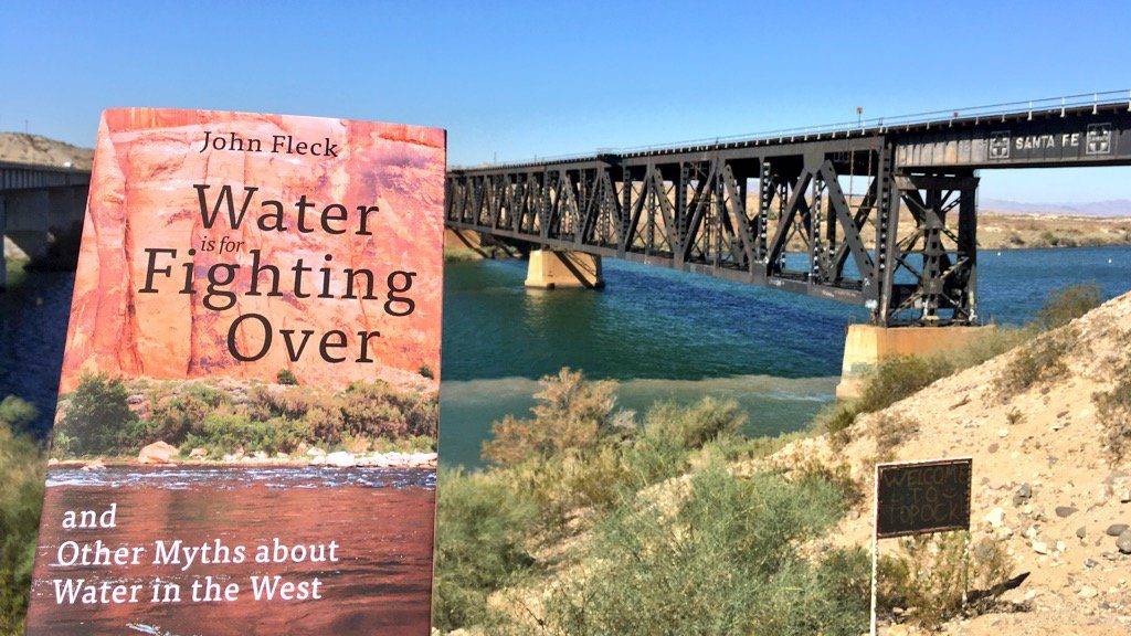 My book visits Topock on the Colorado River