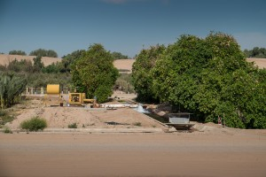 Pumping groundwater on the limotrophe: citrus farming on the U.S.-Mexico border, March 2014, by John Fleck