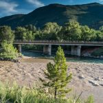 Confluence of Colorado and Roaring Fork, Glenwood Springs