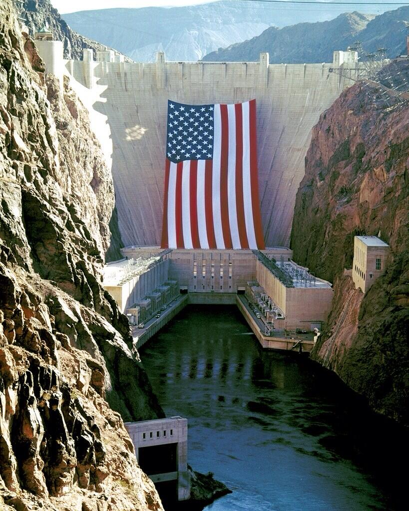Hoover Dam, courtesy USBR