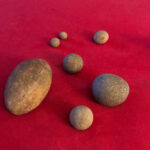 Round rocks of the San Juan-Chama project