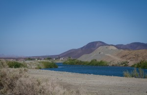 All-American Canal, above Bard, California