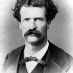 Mark Twain, alleged to have known what whiskey was for, water not so much