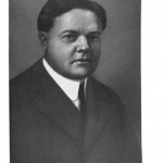 """W.S. Norviel from Herbert Hoover - in tribute to a million acre feet and a fine associate"""