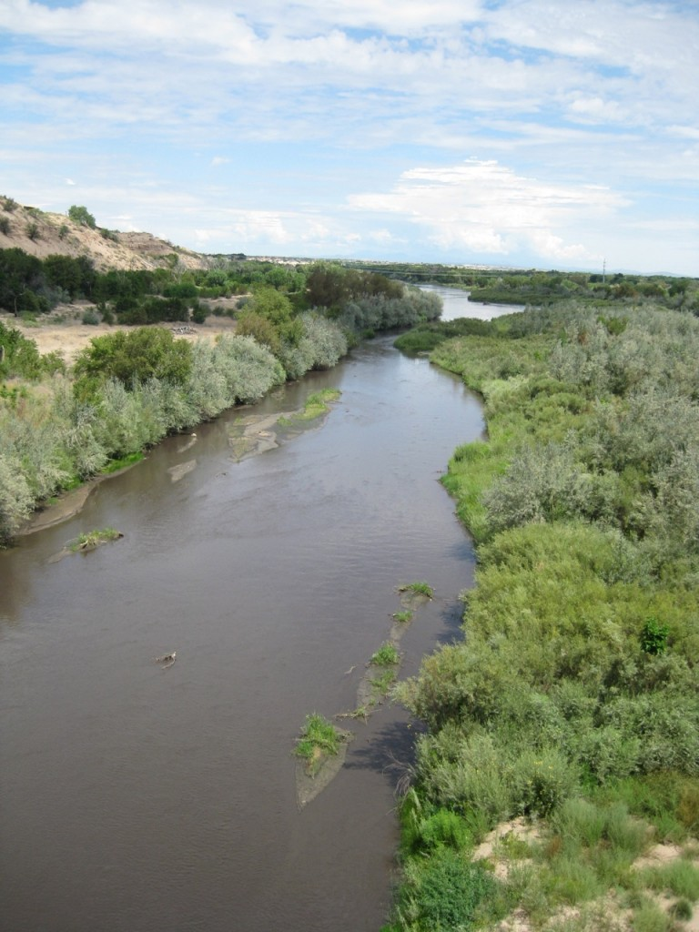 Blackwater, Rio Grande, Aug. 20 2011