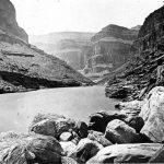 Grand Canyon of the Colorado. Arizona, n.d. Photo by E.O. Beaman, courtesy USGS