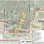 contaminated groundwater spreading beneath Albuquerque
