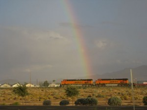 Kingman, Ariz., October 2010