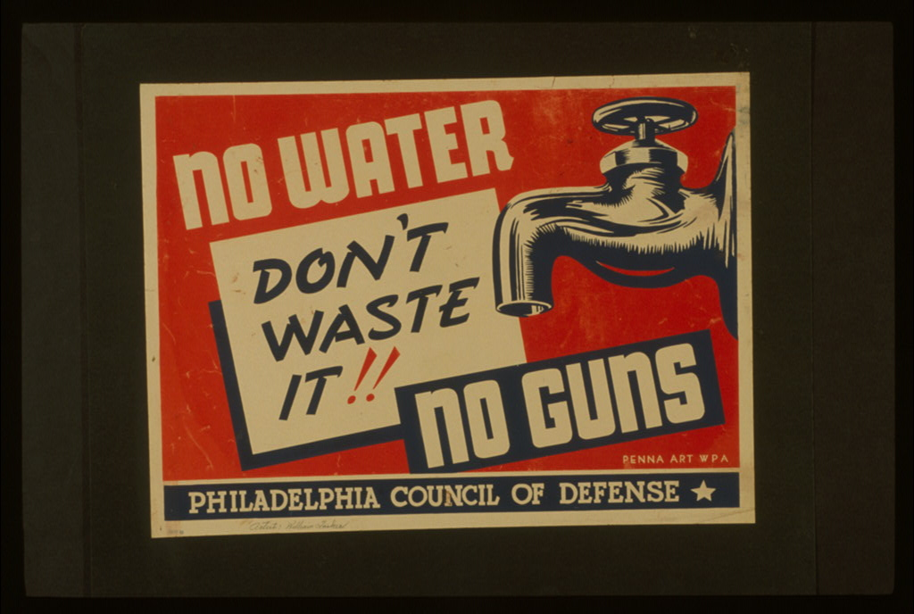 By William Tasker for the WPA, courtesy Library of Congress
