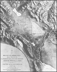 Imperial Valley, 1905